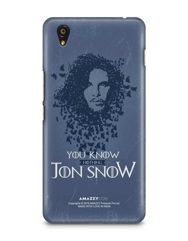 JON SNOW - OnePlus X Phone Cover