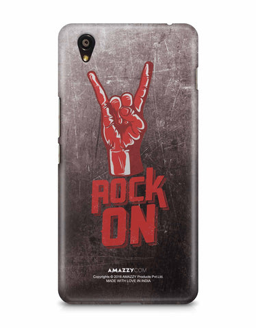 ROCK ON - OnePlus X Phone Cover