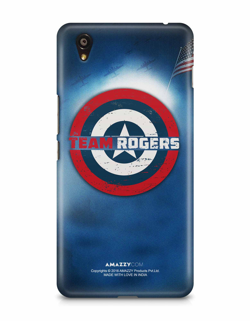 TEAM ROGERS - OnePlus X Phone Cover