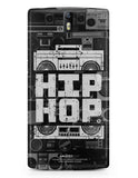 HIP HOP - OnePlus 1 Phone Cover