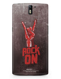 ROCK ON - OnePlus 1 Phone Cover