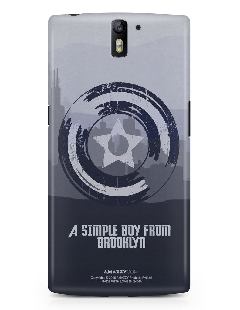 VINYL SHIELD - OnePlus 1 Phone Cover