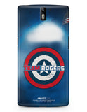 TEAM ROGERS - OnePlus 1 Phone Cover