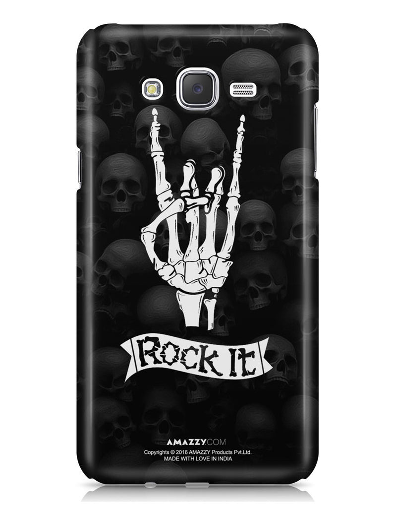ROCK IT - Samsung J7 Phone Cover