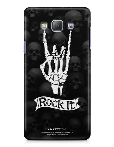 ROCK IT - Samsung A7 Phone Cover