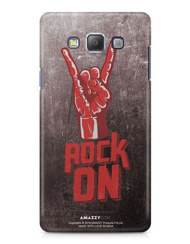 ROCK ON - Samsung A7 Phone Cover