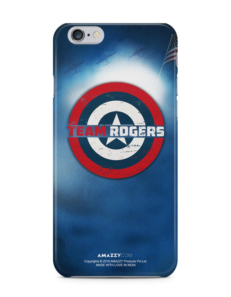 TEAM ROGERS - iPhone 6/6s Phone Cover