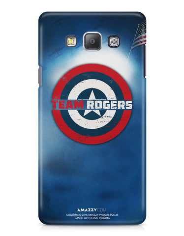 TEAM ROGERS - Samsung A7 Phone Cover