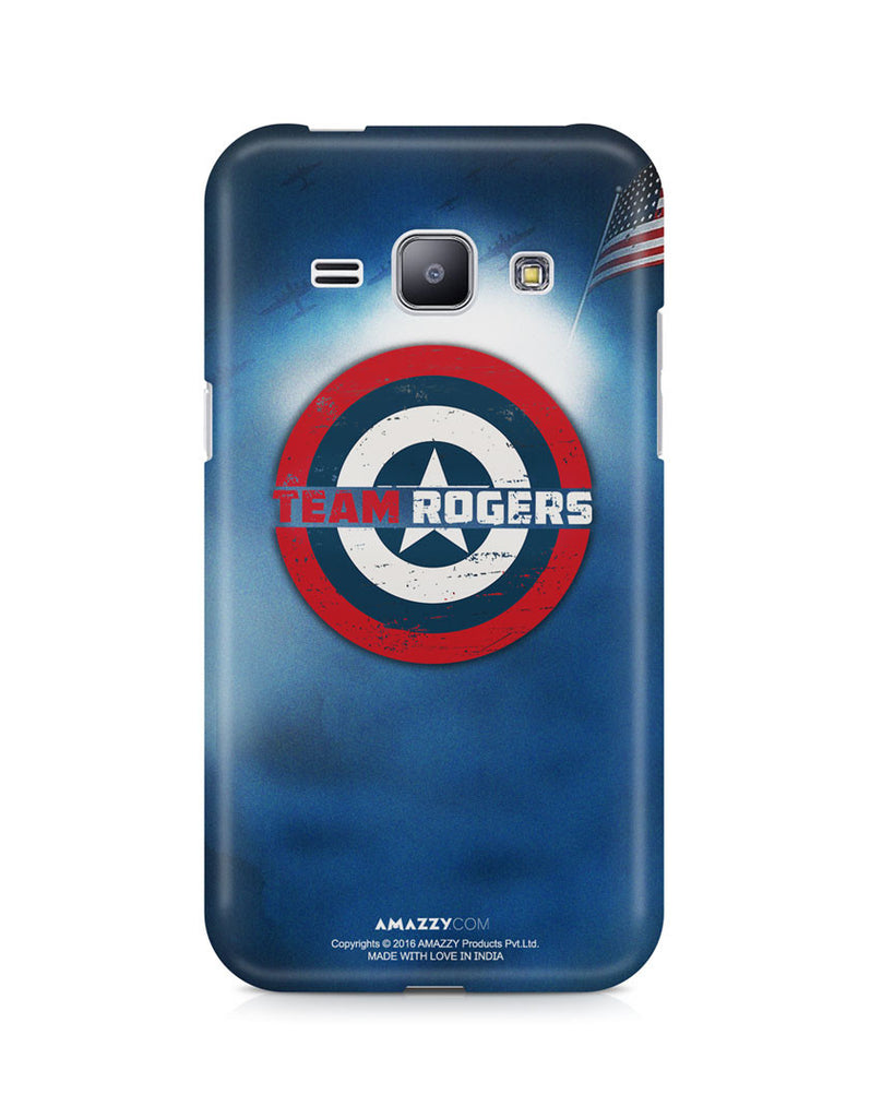 TEAM ROGERS - Samsung J1 Phone Cover
