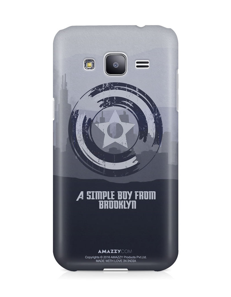 VINYL SHIELD - Samsung J3 Phone Cover