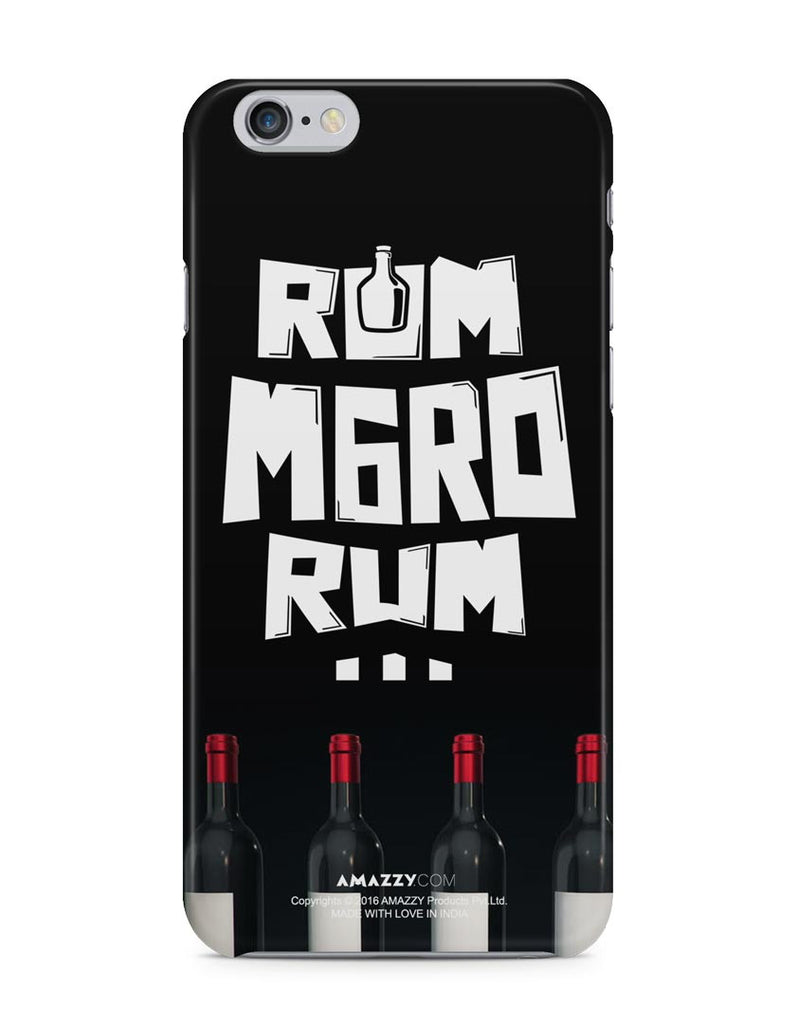 RUM MARO RUM - iPhone 6/6s Phone Cover