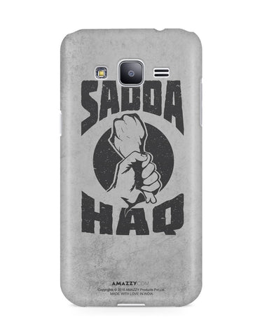 SADDA HAQ - Samsung J3 Phone Cover