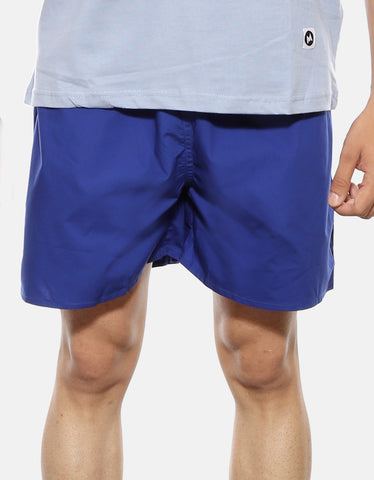 Men's Combo Boxer Short | Red | Royal Blue | Black