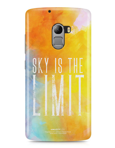 SKY IS THE LIMIT - Lenovo K4 Note Phone Cover