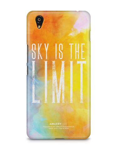 SKY IS THE LIMIT - OnePlus X Phone Cover
