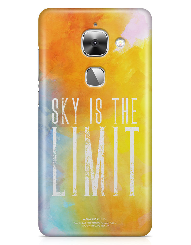 SKY IS THE LIMIT - LeEco Le 2S Phone Cover