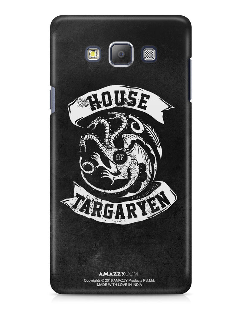 HOUSE OF TARGARYEN - Samsung A7 Phone Covers