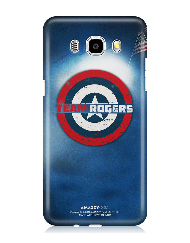 TEAM ROGERS - Samsung J5 (2016) Phone Covers