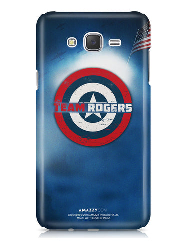TEAM ROGERS - Samsung J7 Phone Cover