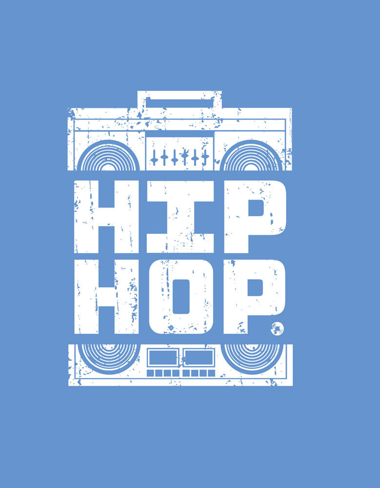 HIP HOP - Men's Music T-Shirt