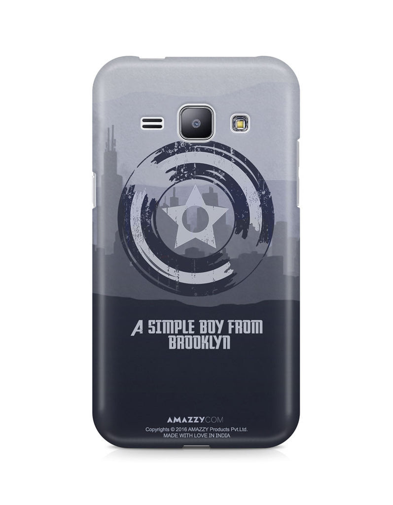 VINYL SHIELD - Samsung J1 Phone Cover