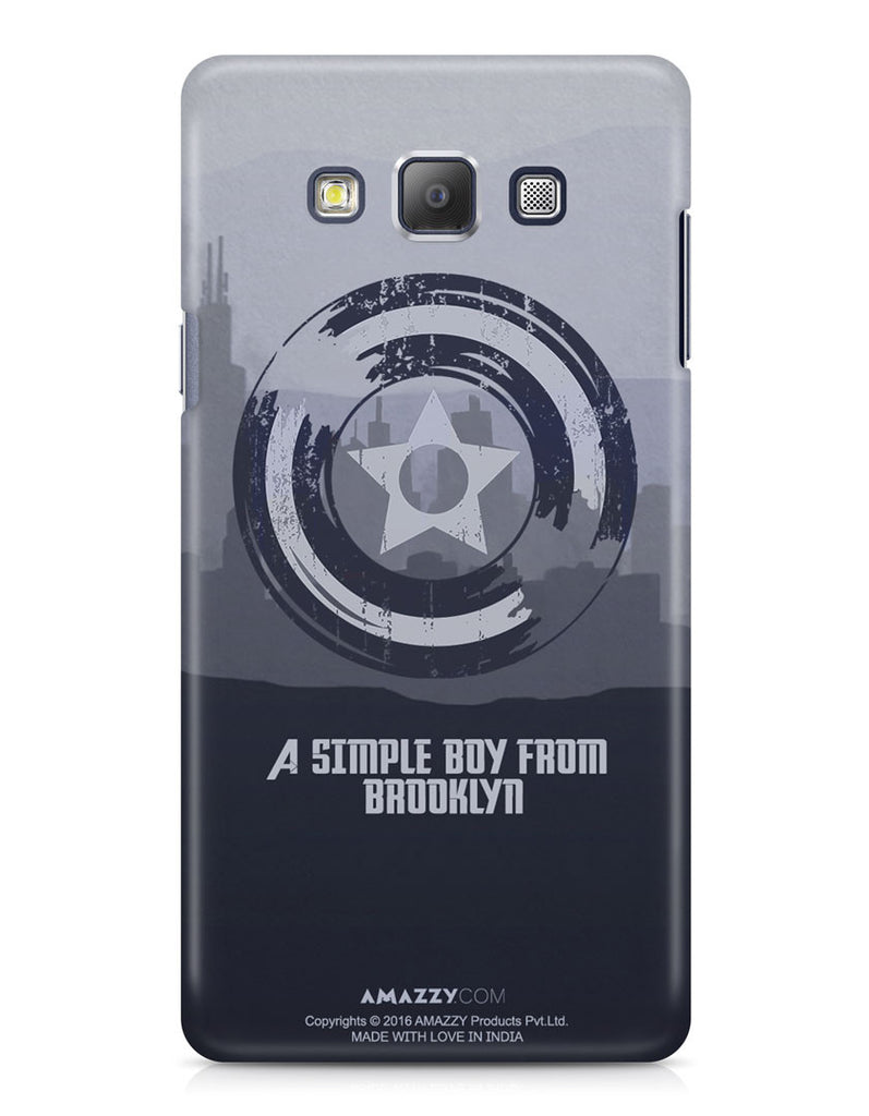 VINYL SHIELD - Samsung A7 Phone Cover