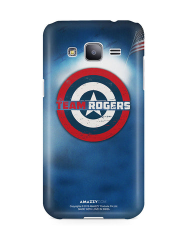 TEAM ROGERS - Samsung J3 Phone Cover