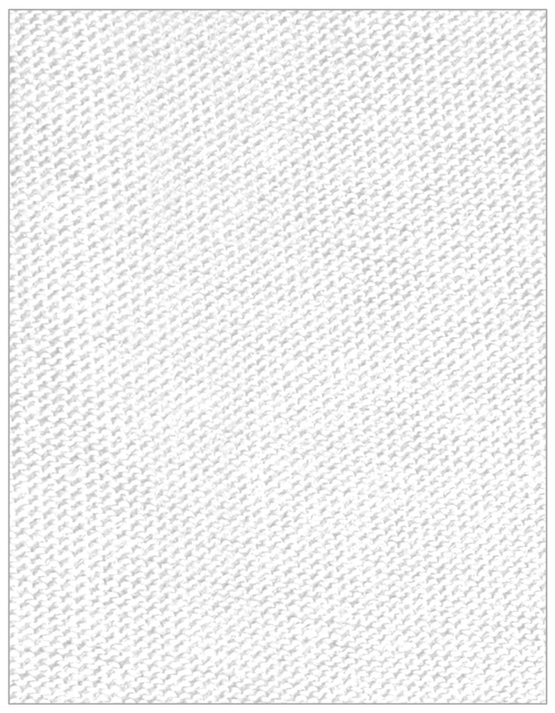 Gadbad - White Men's Half Sleeve CID Printed T Shirt Fabric View