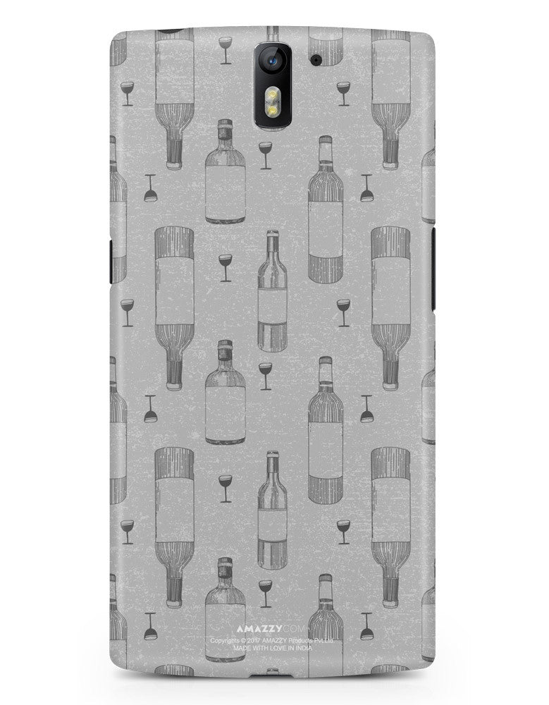 WINE DOODLE - OnePlus 1 Phone Cover