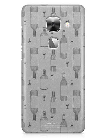 WINE DOODLE - LeEco Le 2S Phone Cover