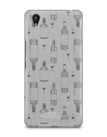 WINE DOODLE - OnePlus X Phone Cover