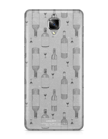 WINE DOODLE - OnePlus 3 Phone Cover