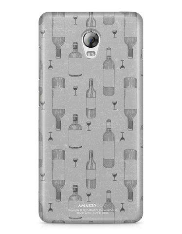 WINE DOODLE - Lenovo Vibe P1 Phone Cover
