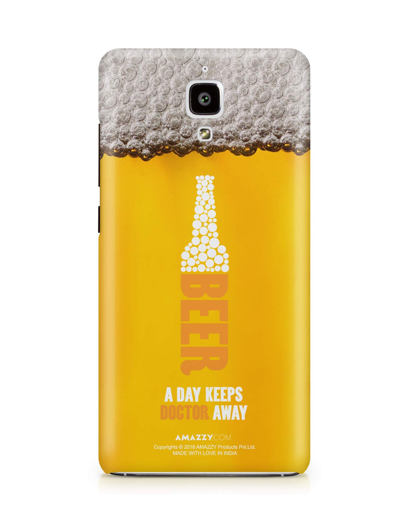 BEER - Xiaomi Mi4 Phone Cover View3