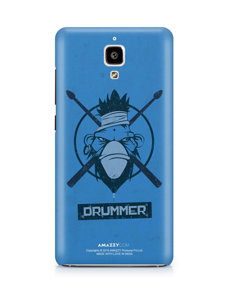 DRUMMER - Xiaomi Mi4 Phone Cover View