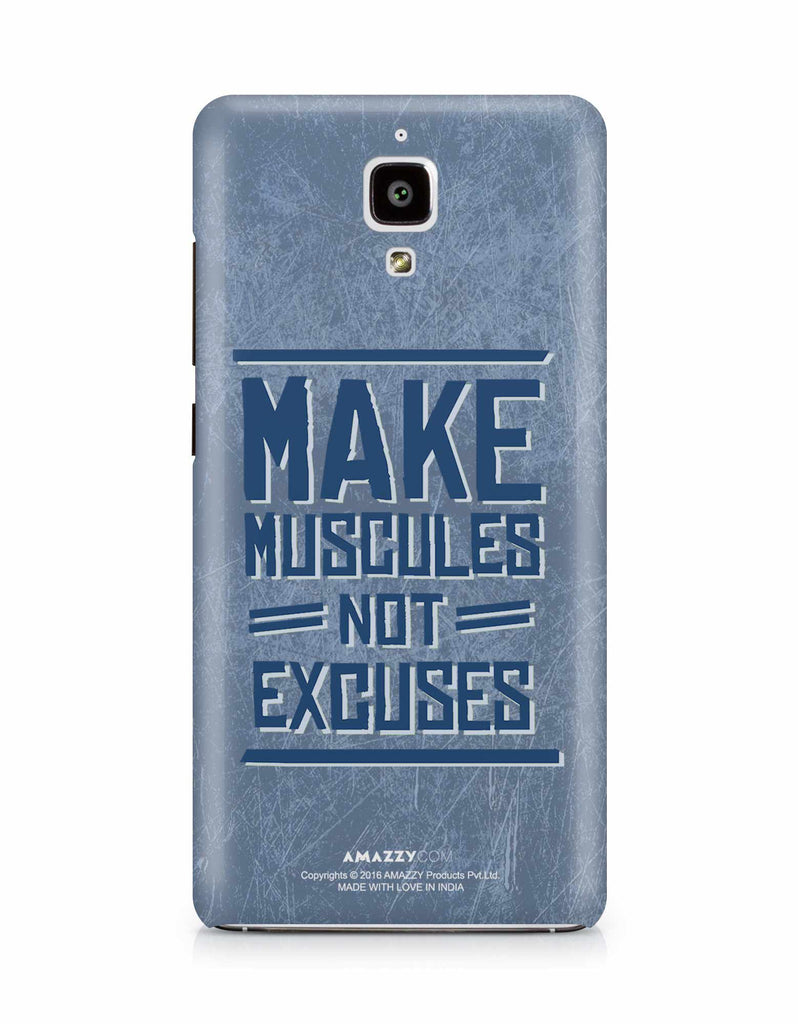 MAKE MUSCULE - Xiaomi Mi4 Phone Cover