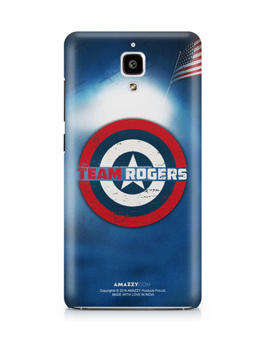 TEAM ROGERS - Xiaomi Mi4 Phone Cover