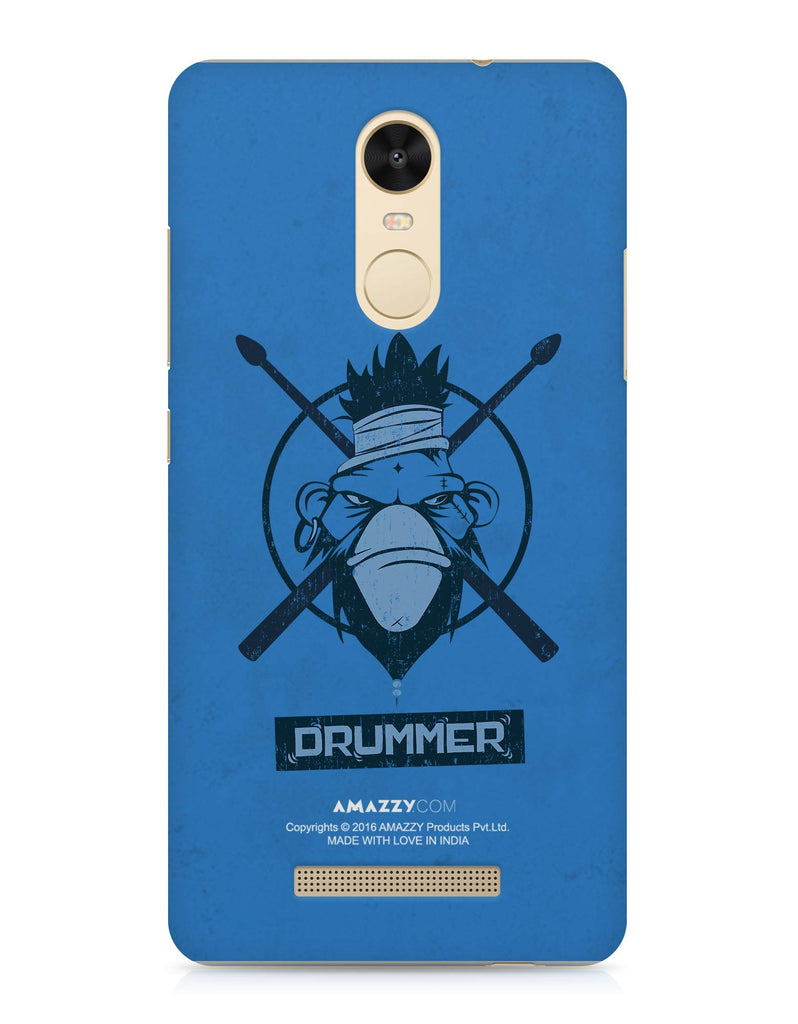 DRUMMER - Xiaomi Redmi Note3 Phone Cover View