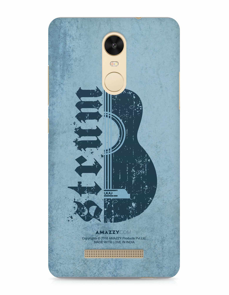 STRUM - Xiaomi Redmi Note3 Phone Covers