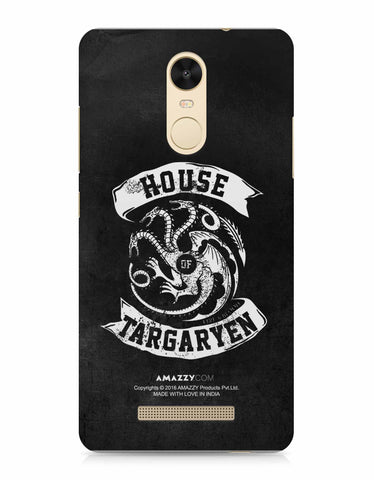 HOUSE OF TARGARYEN - Xiaomi Redmi Note3 Phone Covers