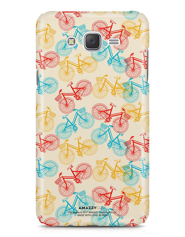 BICYCLE - Samsung J7 Phone Cover