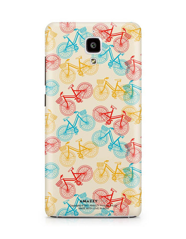 BICYCLE - Xiaomi Mi4 Phone Cover