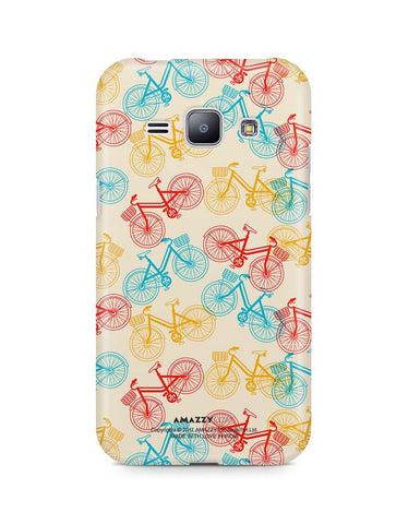 BICYCLE - Samsung J1 Phone Cover