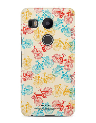 BICYCLE - Nexus 5x Phone Cover