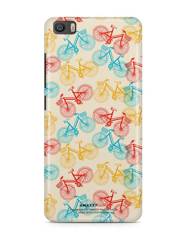 BICYCLE - Xiaomi Mi5 Phone Cover View