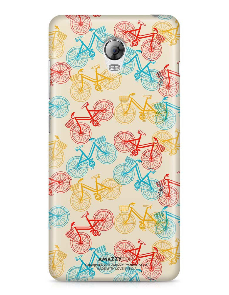 BICYCLE - Lenovo Vibe P1 Phone Cover