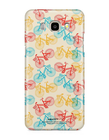 BICYCLE - Samsung J5 (2016) Phone Covers