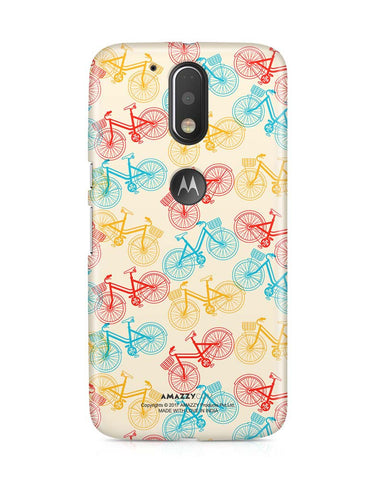 BICYCLE - Moto G4 Plus Phone Cover