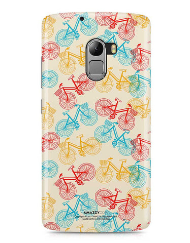 BICYCLE - Lenovo K4 Note Phone Cover