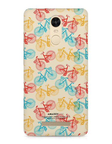 BICYCLE - Xiaomi Redmi Note3 Phone Cover